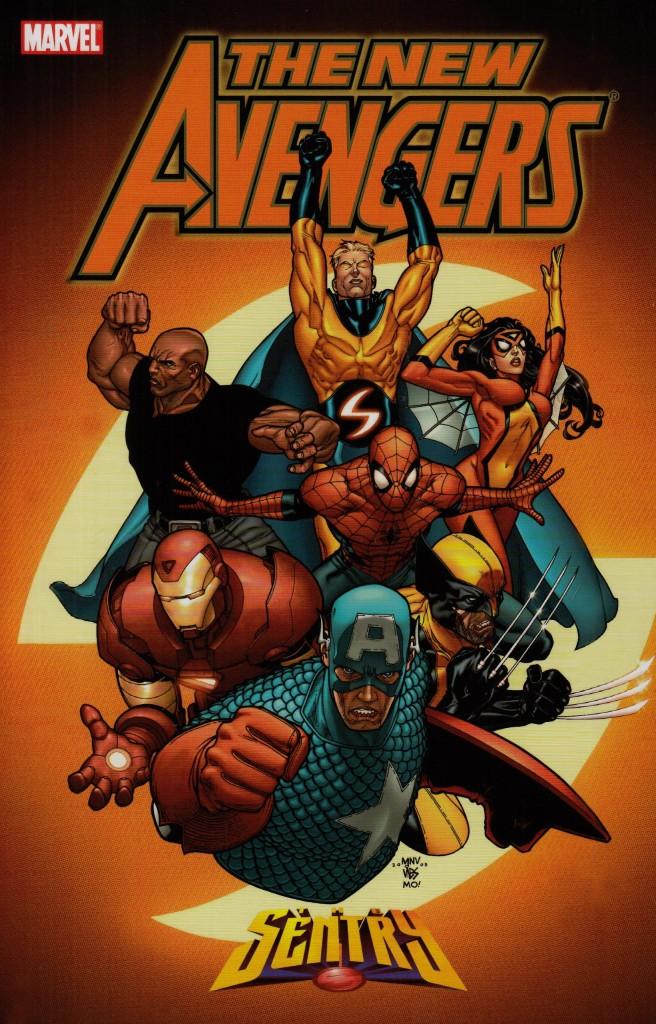 The New Avengers: The Sentry