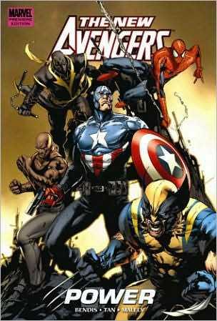 The New Avengers: Power