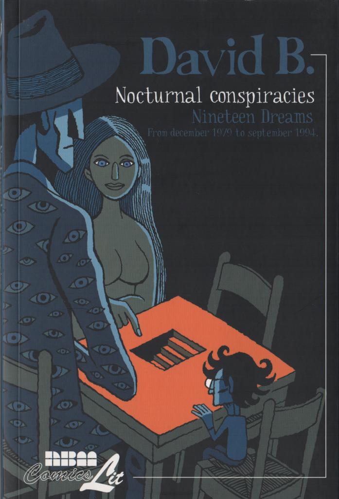 Nocturnal Conspiracies – Nineteen Dreams