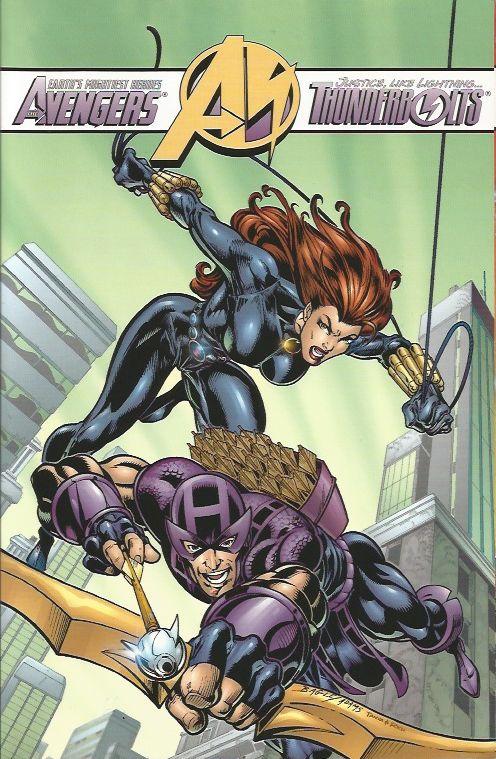 Avengers/Thunderbolts: The Nefaria Protocols