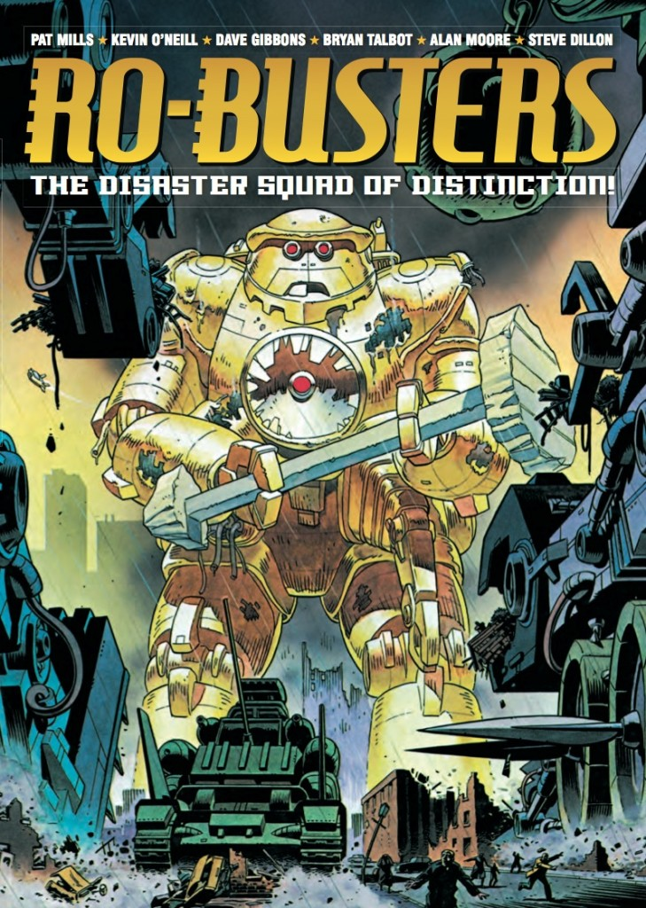 Ro-Busters: Disaster Squad of Distinction