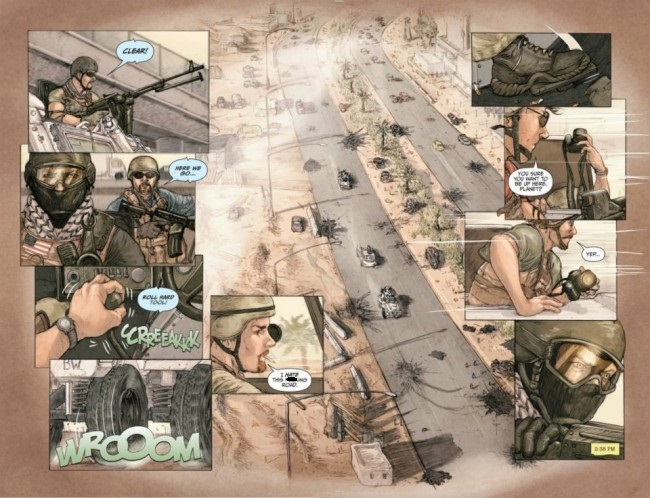 Roll Hard graphic novel review