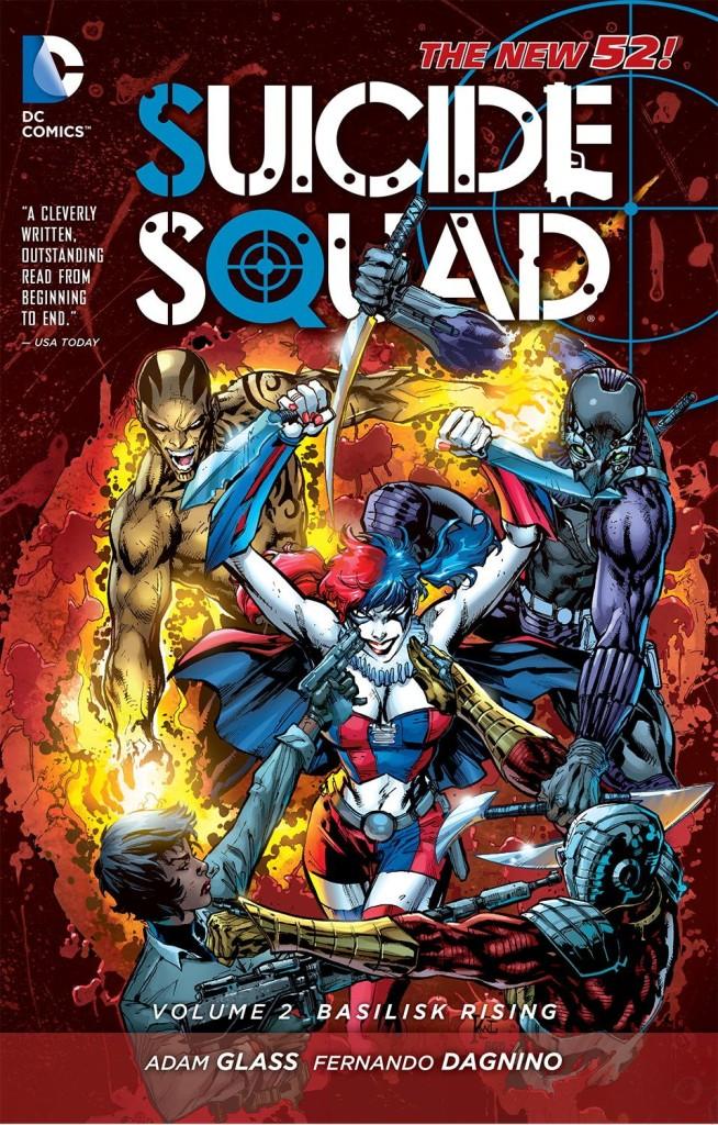 Suicide Squad: Basilisk Rising