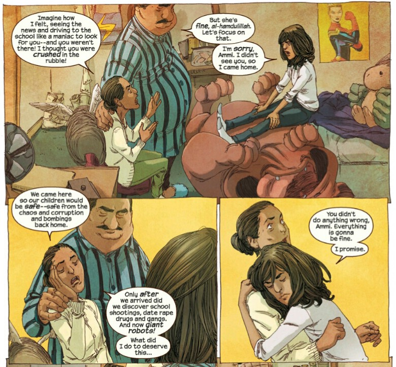 Ms Marvel Generation Why review