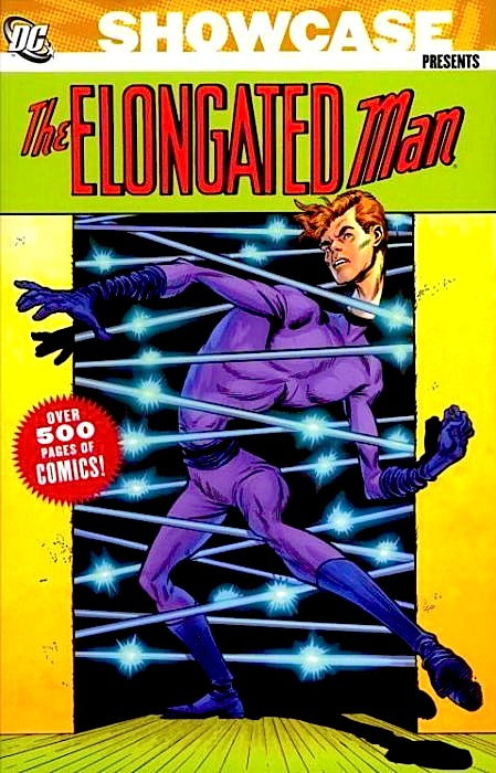 Showcase Presents: The Elongated Man