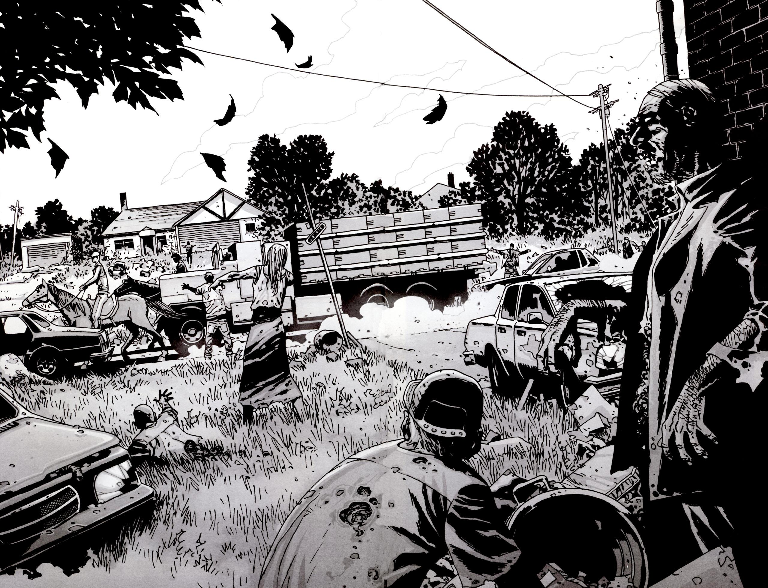 The Walking Dead Compendium Two review