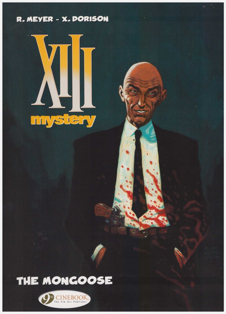 XIII Mystery: The Mongoose