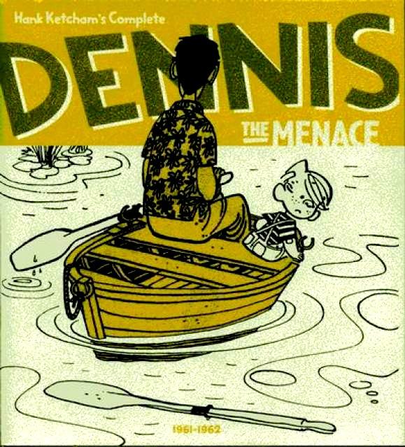 Hank Ketcham's Complete Dennis the Menace 1961-1962