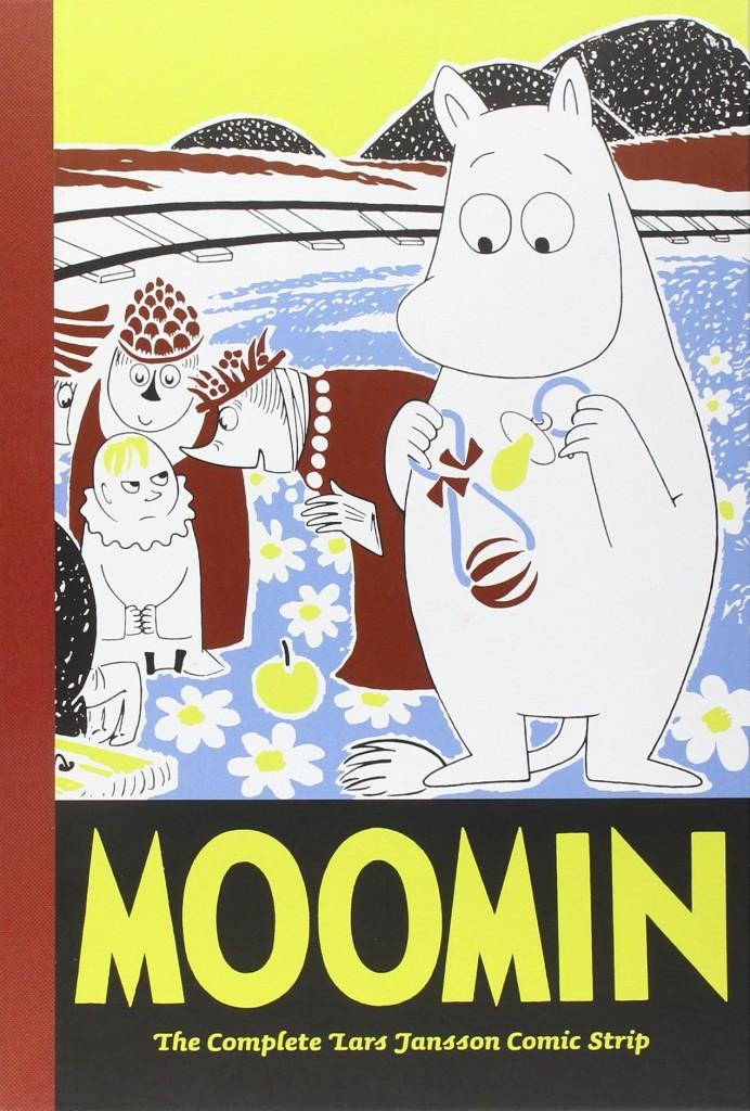 Moomin: The Complete Lars Jansson Comic Strip – Book Six