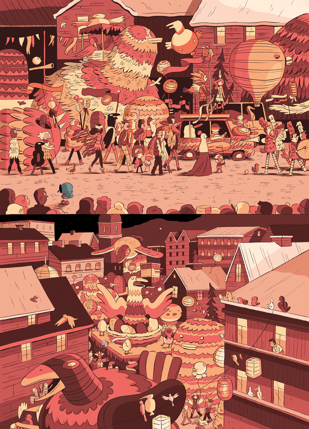 Hilda and the Bird Parade review