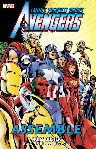 Avengers Assemble Volume 4