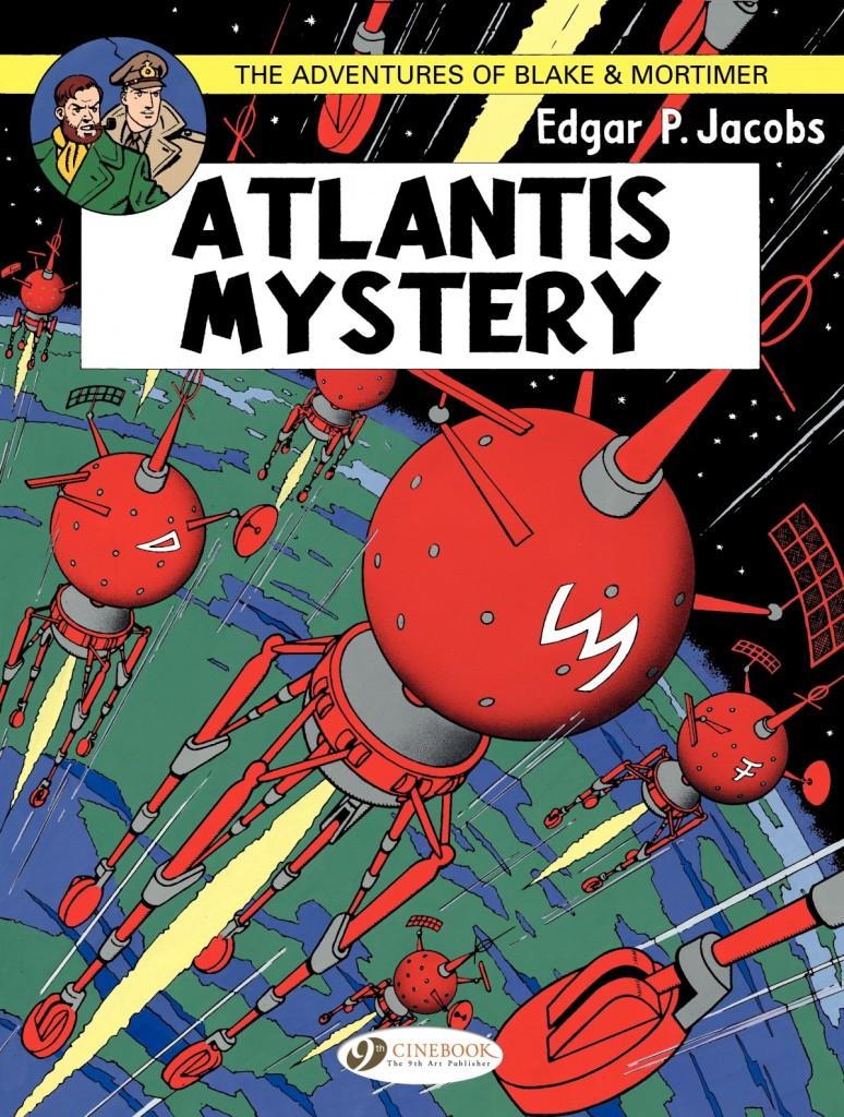 The Adventures of Blake & Mortimer: Atlantis Mystery