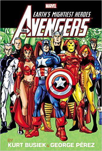 Avengers by Kurt Busiek and George Pérez Omnibus Volume 2