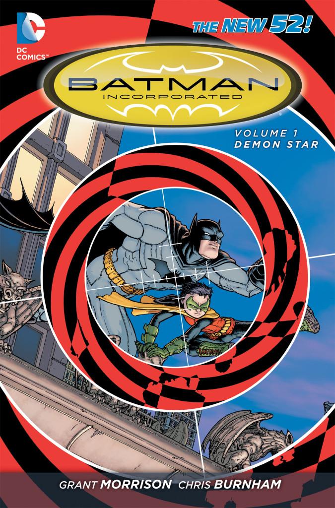 Batman Incorporated: Demon Star