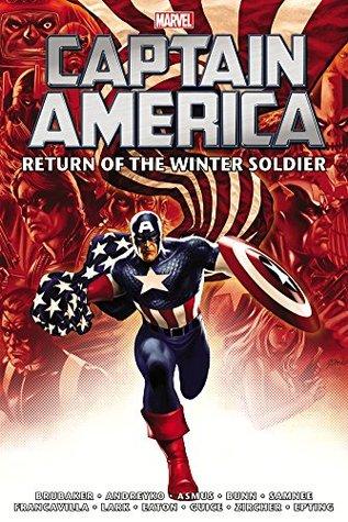 Captain America: Return of the Winter Solider Omnibus