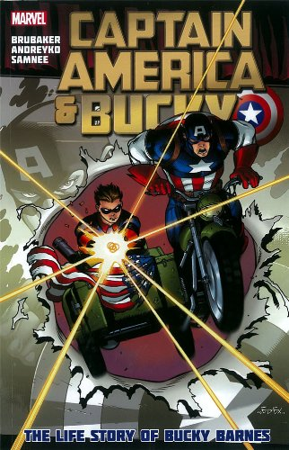Captain America & Bucky: The Life Story of Bucky Barnes