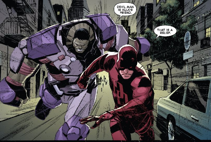 Daredevil by Mark Waid volume 6 review
