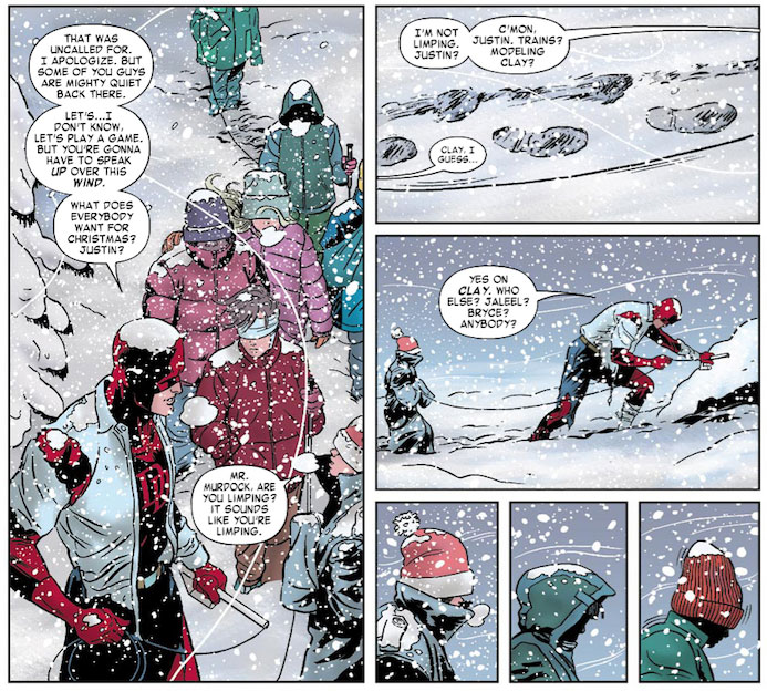 Daredevil by Mark Waid volume 2 review