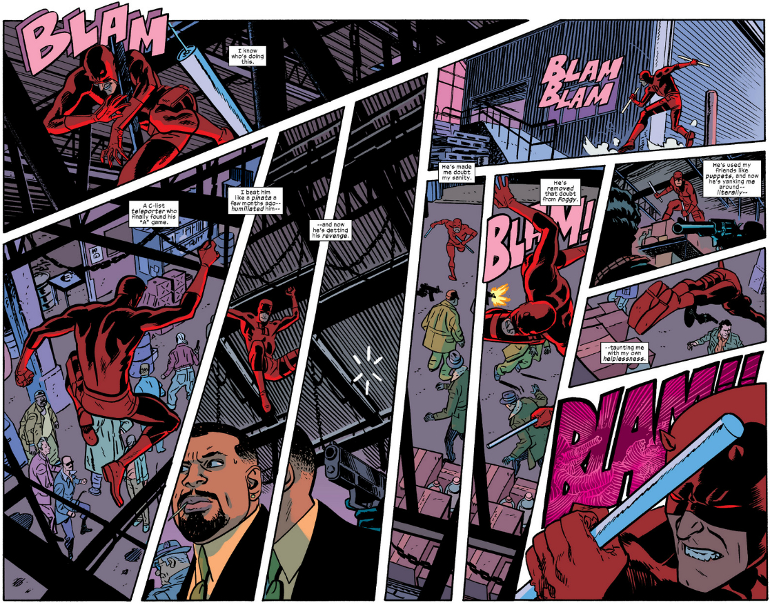 Daredevil by Mark Waid volume 4 review