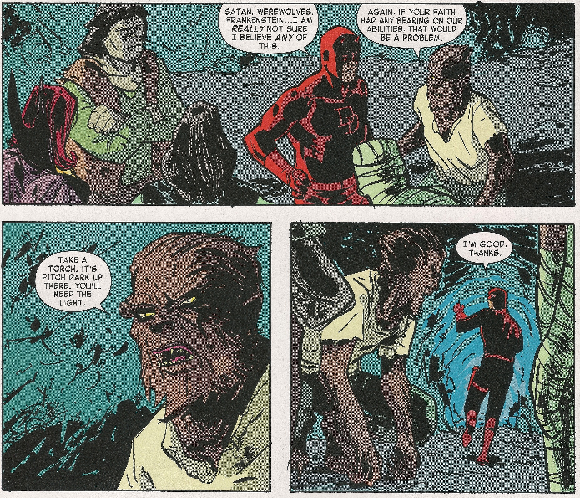 Daredevil by Mark Waid volume 7 review