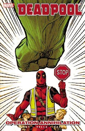 Deadpool: Operation Annihilation