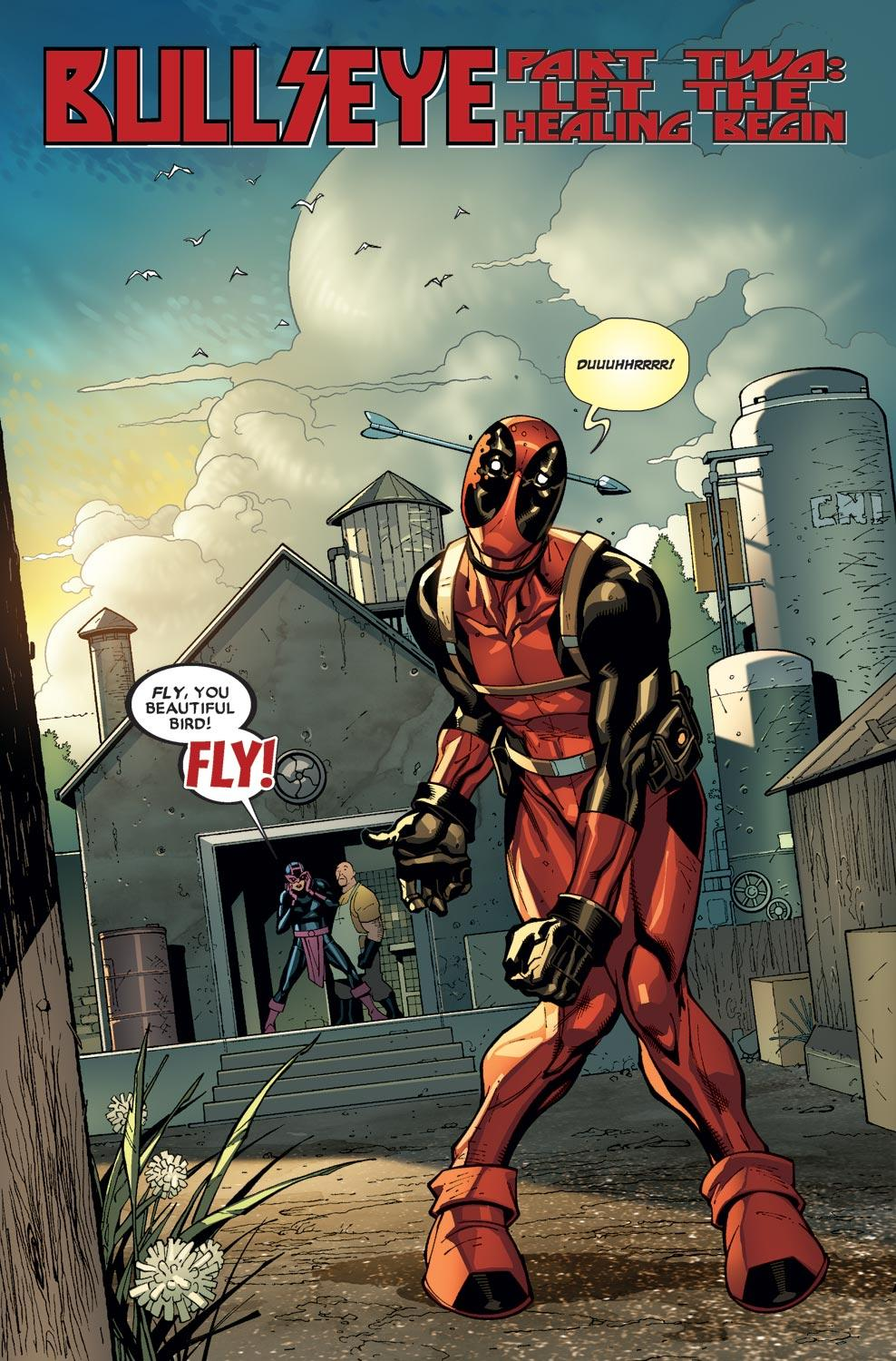 Deadpool by Daniel Way complete review