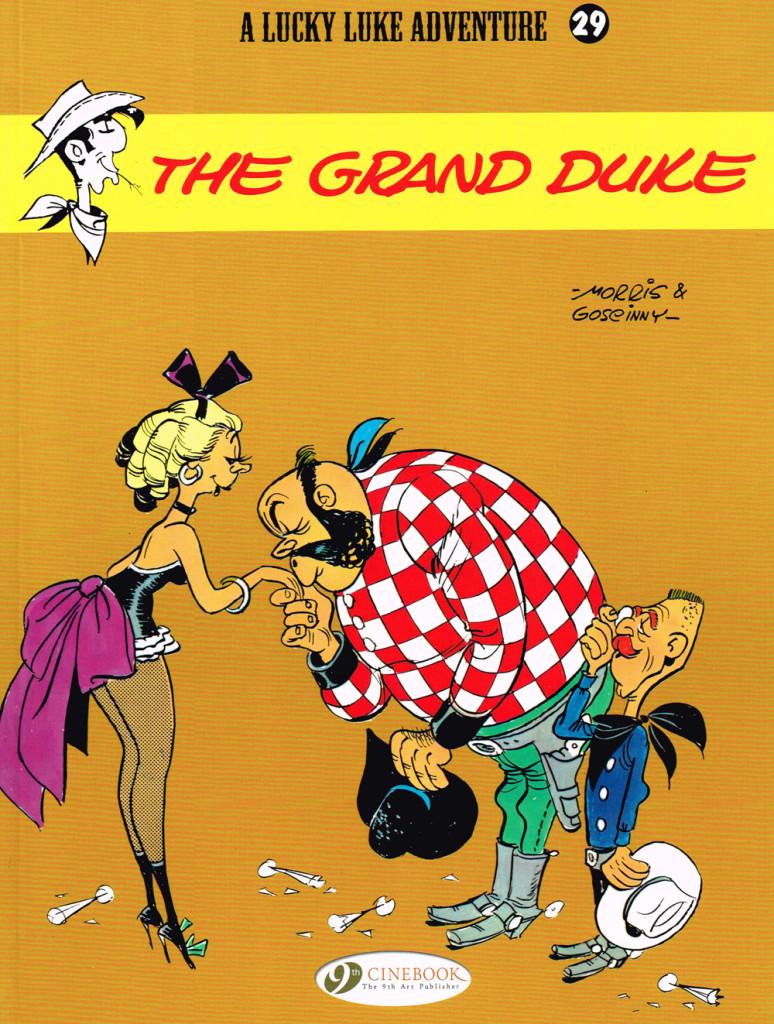 Lucky Luke: The Grand Duke