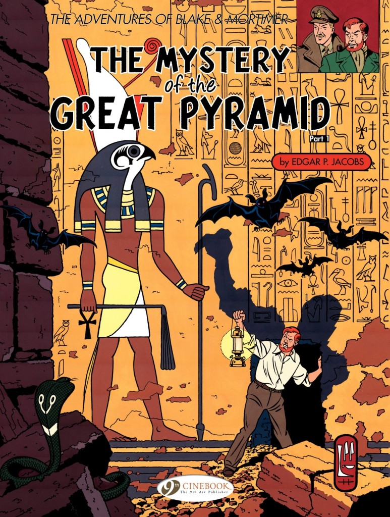 The Adventures of Blake & Mortimer: The Mystery of the Great Pyramid Part 1