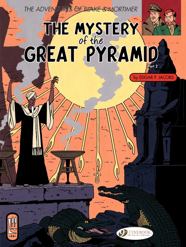 The Adventures of Blake & Mortimer: The Mystery of the Great Pyramid Part 2