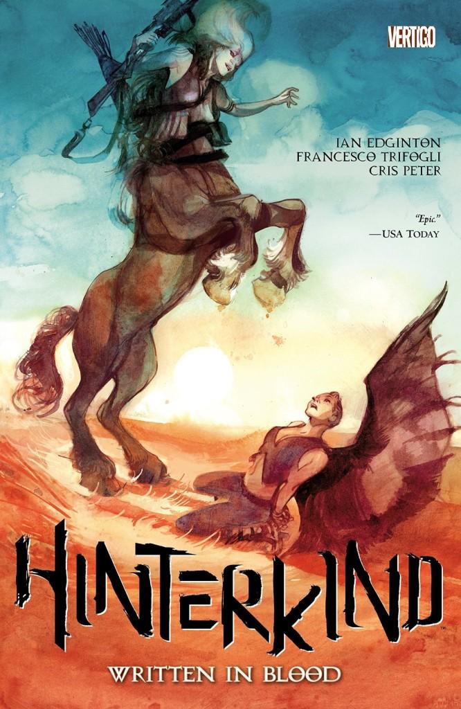 Hinterkind: Written in Blood