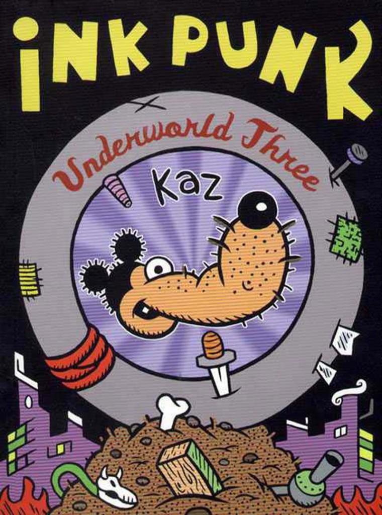 Ink Punk – Underworld Volume 3