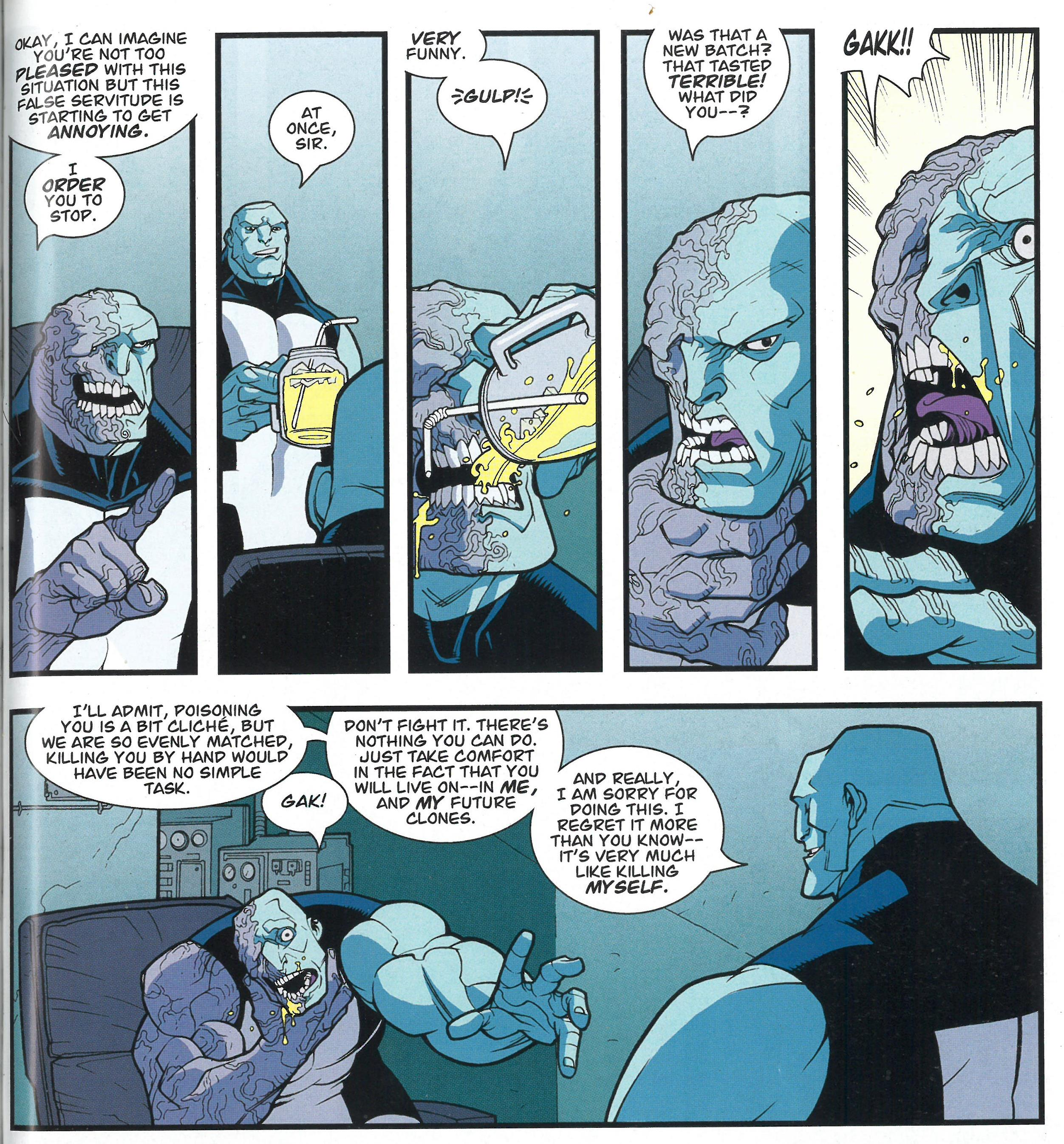 Invincible A Different World review