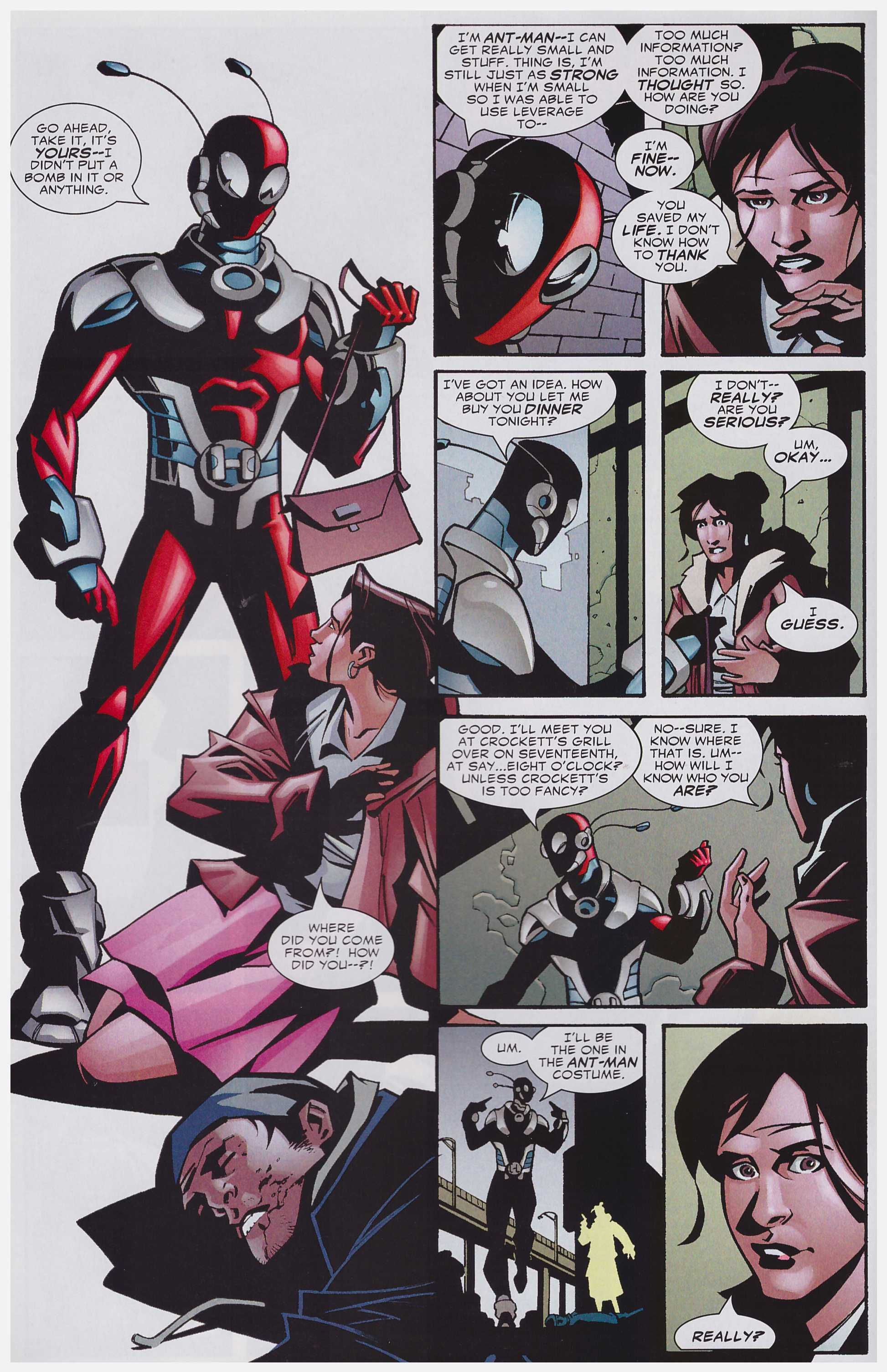 Irredeemable Ant-Man review