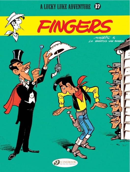 Lucky Luke: Fingers