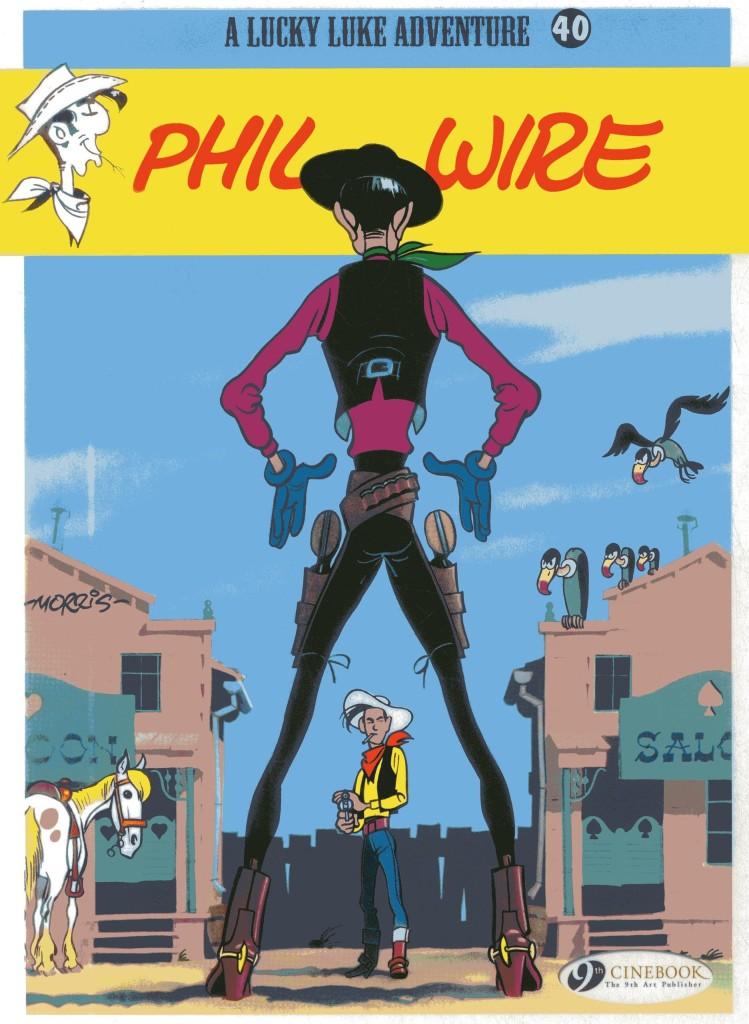 Lucky Luke: Phil Wire