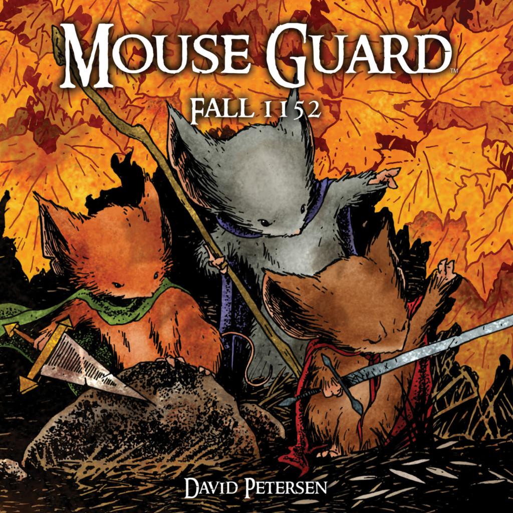 Mouse Guard: Autumn/Fall 1152