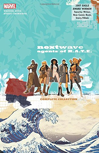 Nextwave Agents of H.A.T.E.: The Complete Collection