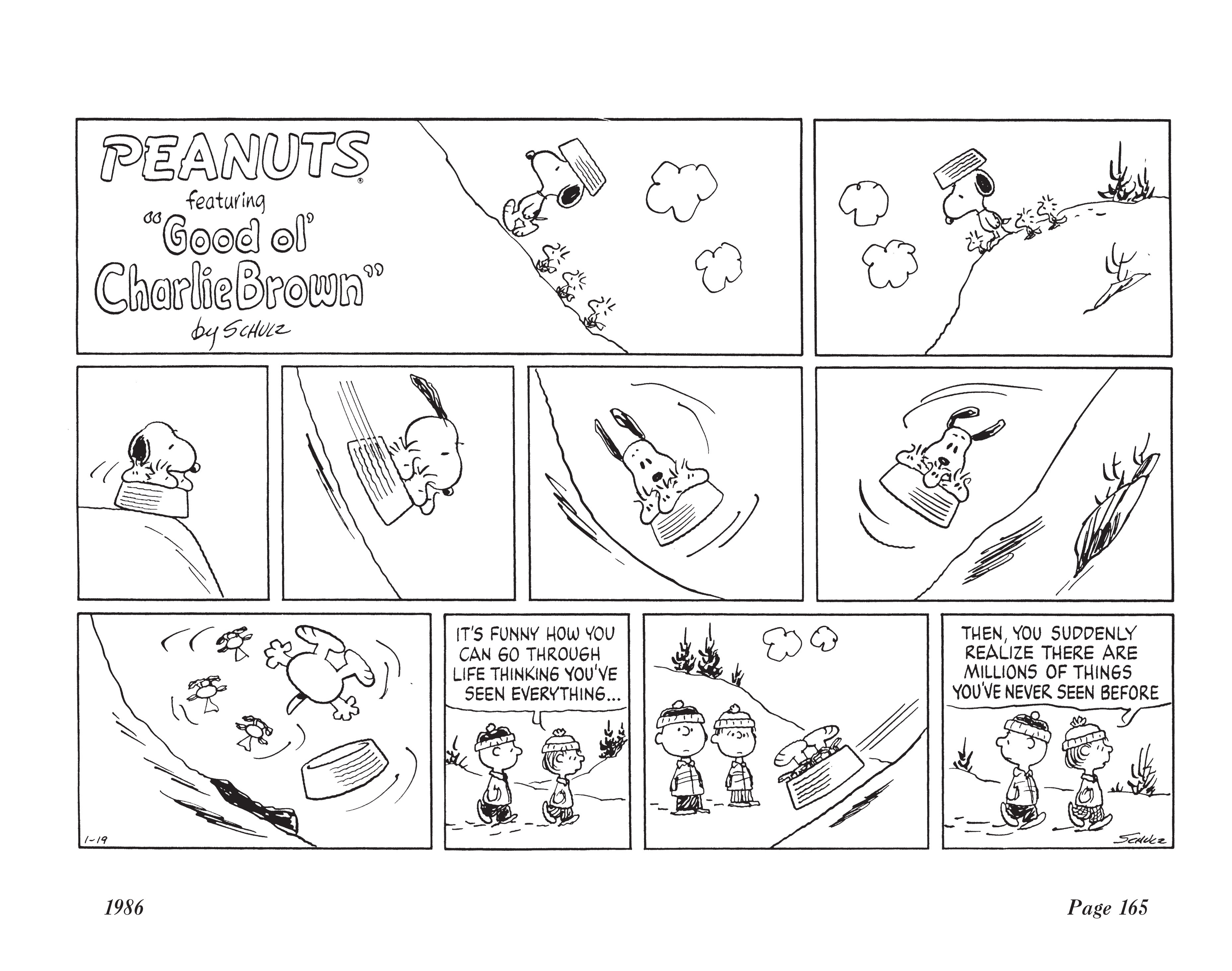 Complete Peanuts 1985 review