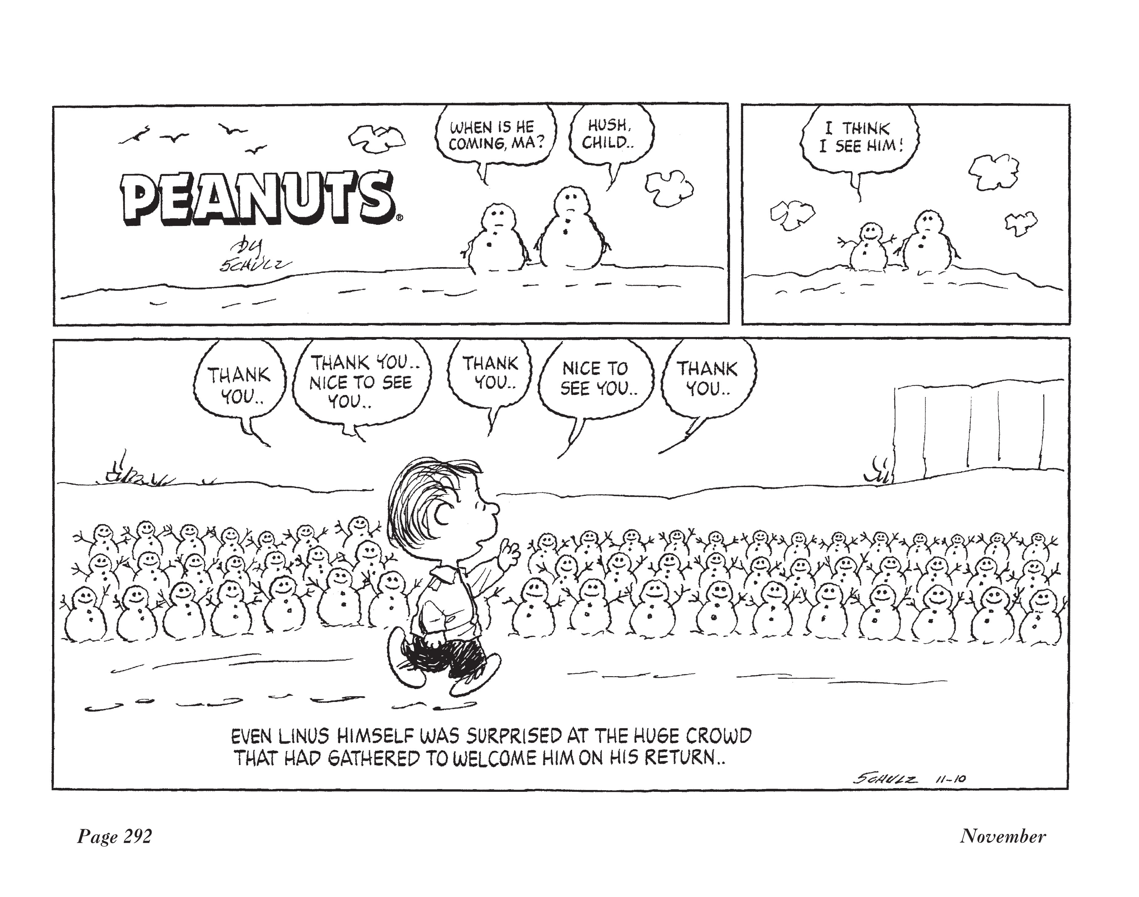 Complete Peanuts 1995 review