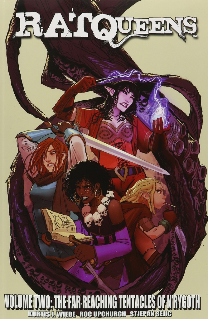 Rat Queens: The Far Reaching Tentacles of N'Rygoth