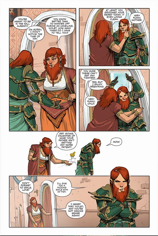 Rat Queens The Far Reaching Tentacles review