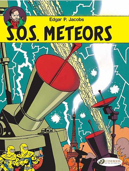 The Adventures of Blake & Mortimer: S.O.S. Meteors