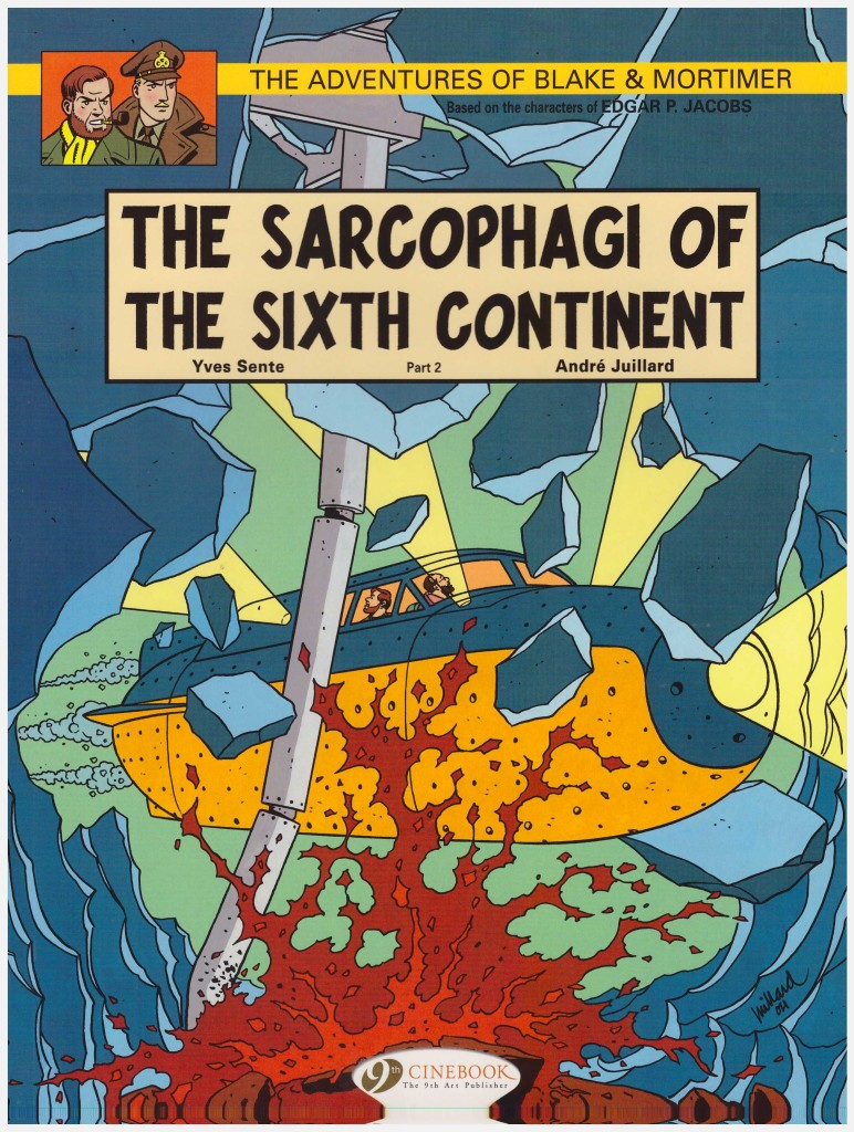 The Adventures of Blake & Mortimer: The Sarcophagi of the Sixth Continent Part 2