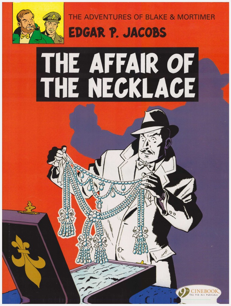 The Adventures of Blake & Mortimer: The Affair of the Necklace