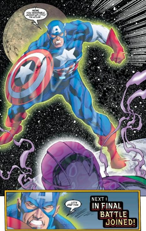 Avengers Assemble 5 review
