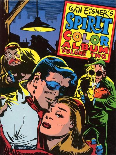 The Spirit Color Album Volume Two
