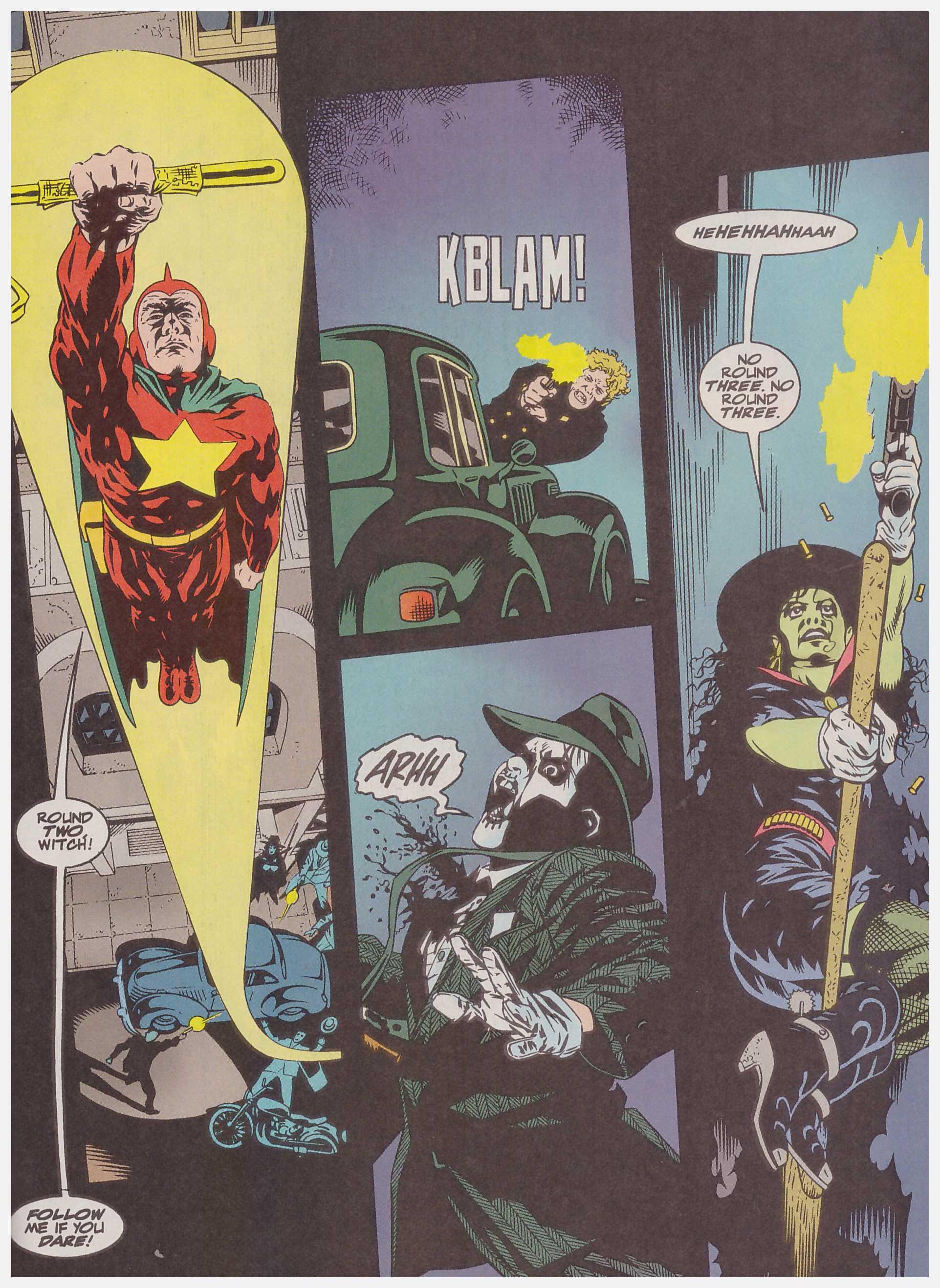 Starman Times Past review