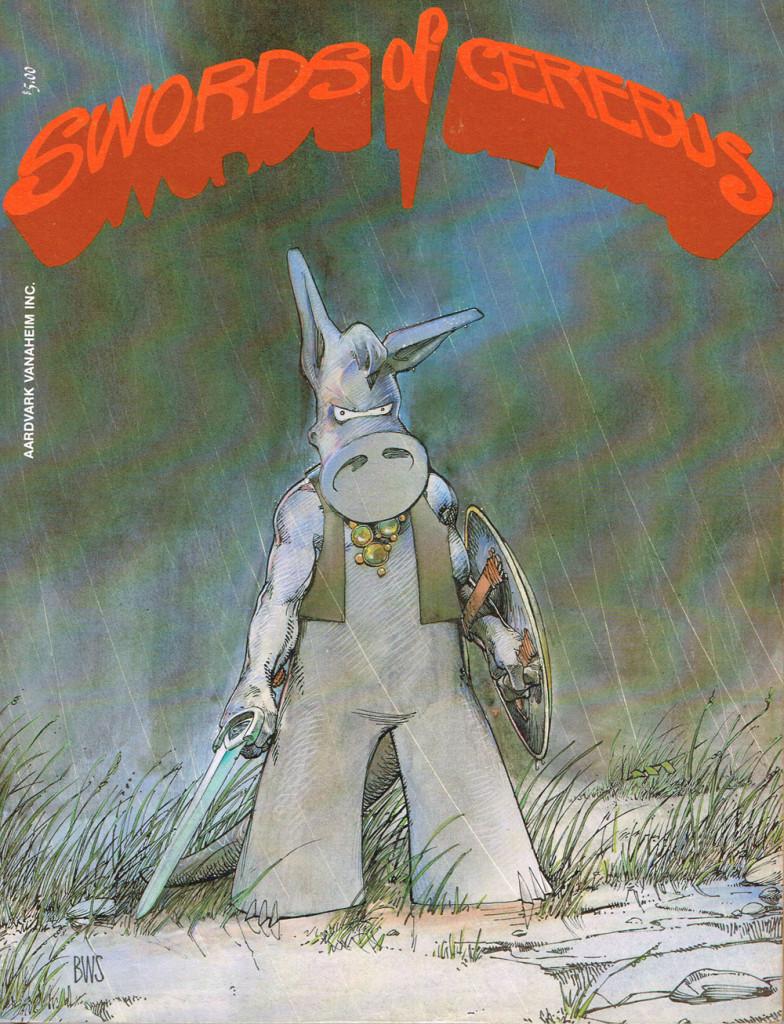 Swords of Cerebus, Volume Five