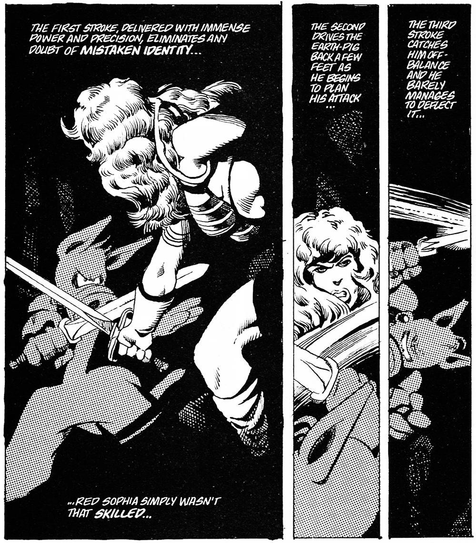 Swords of Cerebus 5 review