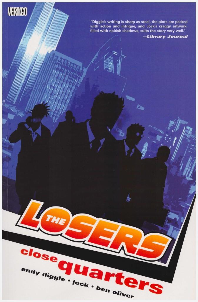 The Losers: Close Quarters